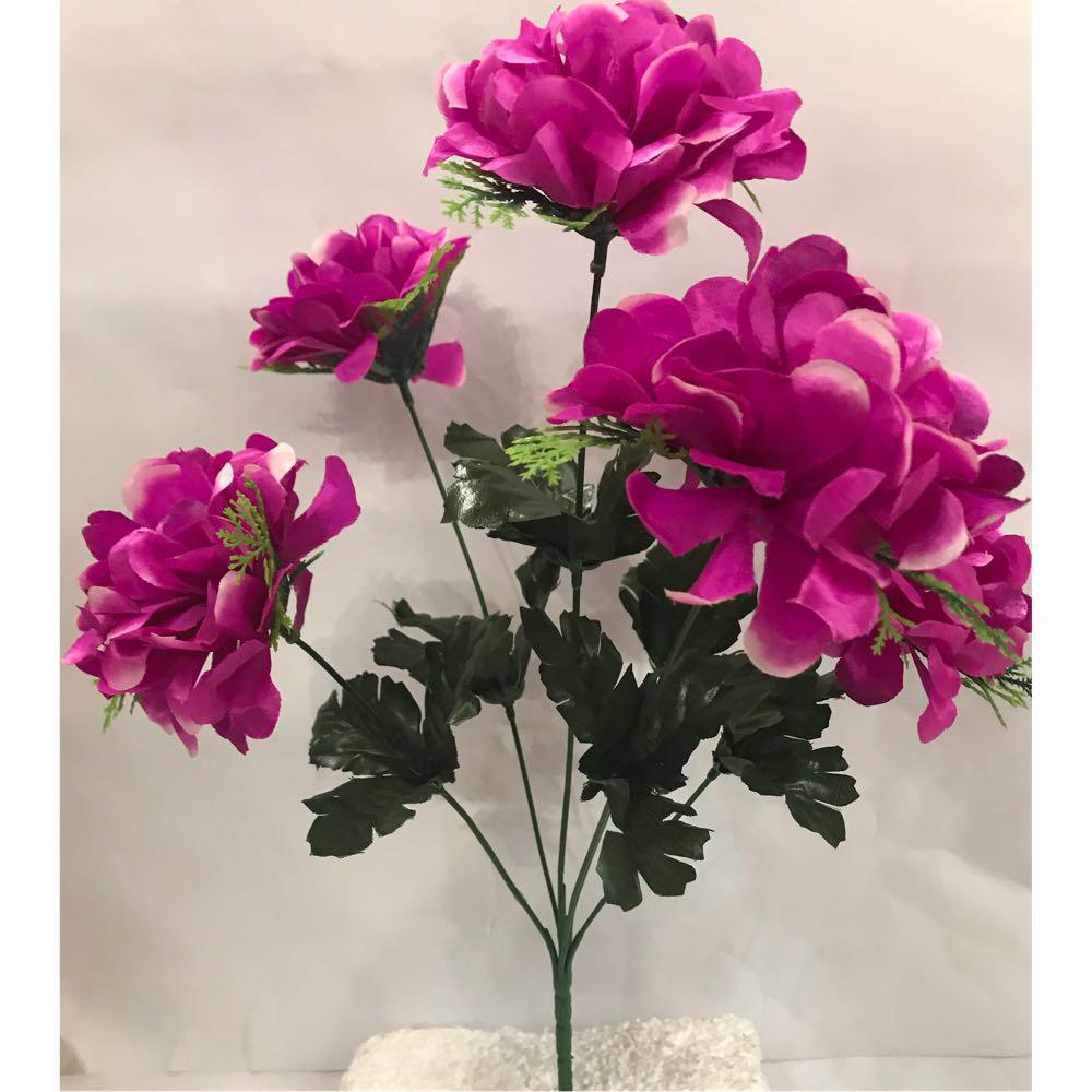 Искусственные цветы.Искусственный букет калинка.