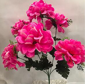 Искусственные цветы.Искусственный букет калинка., фото 2