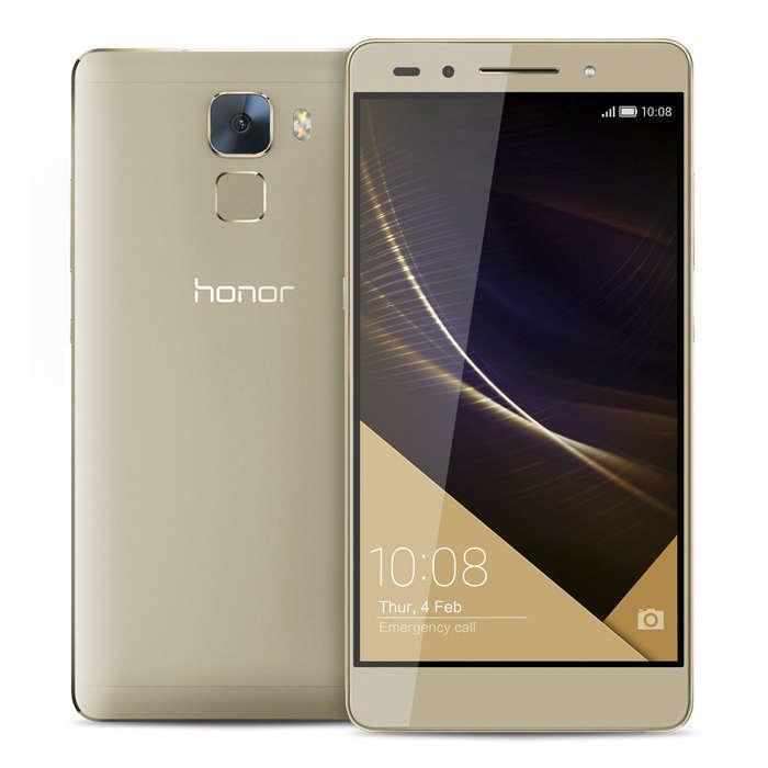 Смартфон HUAWEI Honor 7 16GB (Gold)