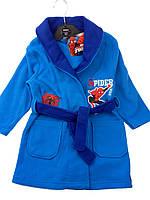 Синий халат на мальчика Дисней