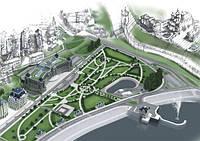 Проектирование городской территории, парки и скверы