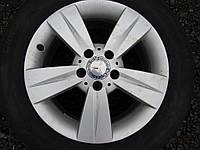 Б/у Диск литой с шиной R17 Mercedes-Benz Viano