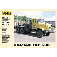 КрАЗ-6501 Седельный тягач (код 200-109207)