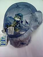 Шапка для мальчика TuTu Сибирь арт. 3-000846(46-48, 50-52), фото 1