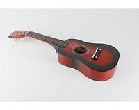 Гитара M 1369, дерево, 6 струн, запасная струна, медиатор