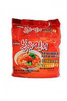 Лапша быстрого приготовления c обжаренными Кимчи Kimchi Paldo 150 г