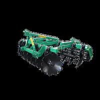 Агрегат почвообрабатывающий дисковый (полуприцепного типа) АГЛП-2,4-20