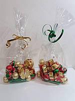 Новогодний шоколадный набор конфет