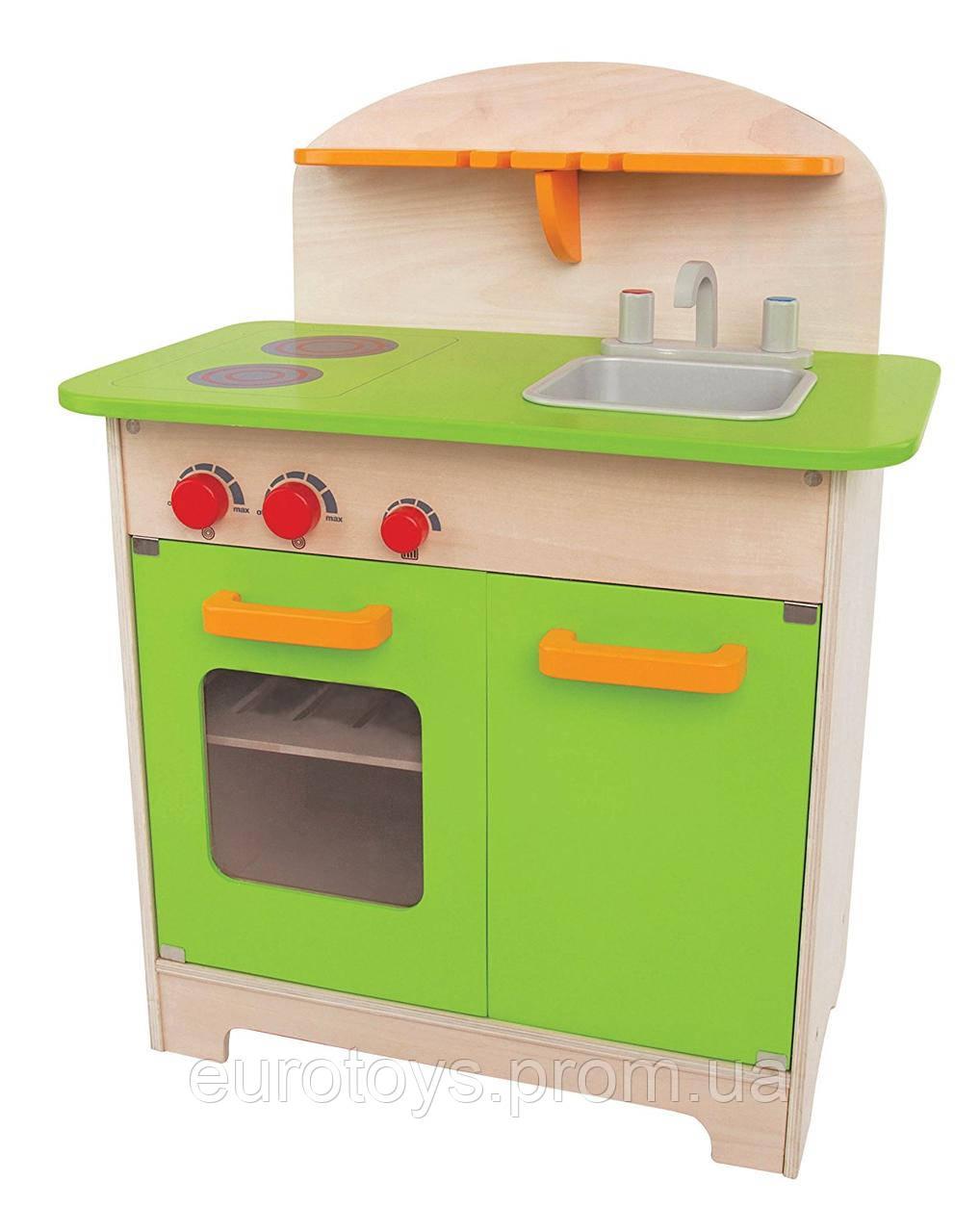 HAPE Кухня для гурманов, зеленая (E3101)