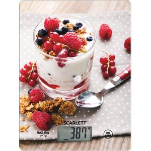 Весы кухонные Scarlett SC-KS57P22 (Скарлет)