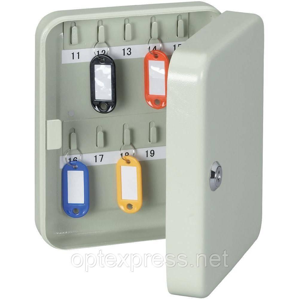 Сейф офисный настенный металлический для 30 ключей  ALCO 891 33
