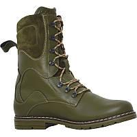 Ботинки зимние МЧБ-1(цвет хаки), фото 1
