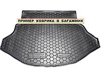 Полиуретановый коврик для багажника Toyota Camry c 2002-