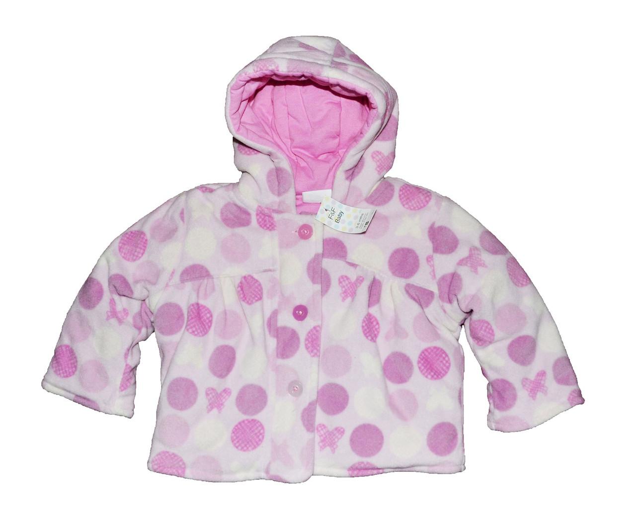 Курточка детска для девочки