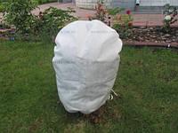 Чехлы для растений 3 шт. (зимнее укрытие кустарников, деревьев, роз), фото 1