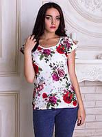 Женсая футболка Розы