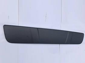 Зимняя решетка матовая Citroen Berlingo 1996-2003 верх