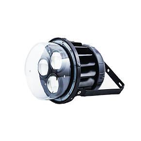 Светильник светодиодный LED купол 120 Вт (W), фото 3