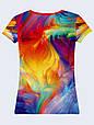 Женсая футболка Colorful, фото 2