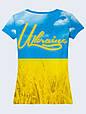 Женсая футболка Украинский Герб, фото 2
