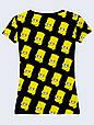 Женсая футболка Персонаж Барт, фото 2
