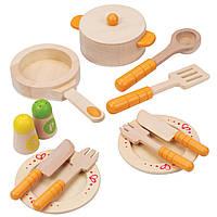 HAPE Набор посуды для кухни (E3103)