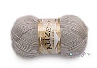 Alize Angora Gold, Пепельный №652