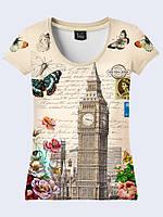 Женсая футболка Big Ben