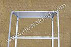 Стелаж універсальний поличковий 2000х1200х400 (5полок), фото 4