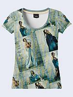 Женсая футболка Rihanna 2015