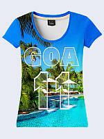 Женсая футболка Goa 11