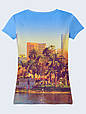 Женсая футболка Los Angeles 21, фото 2