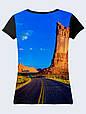 Женсая футболка US 66, фото 2