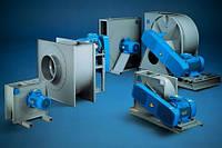 Радиальные вентиляторы для систем удаления пыли Combifab