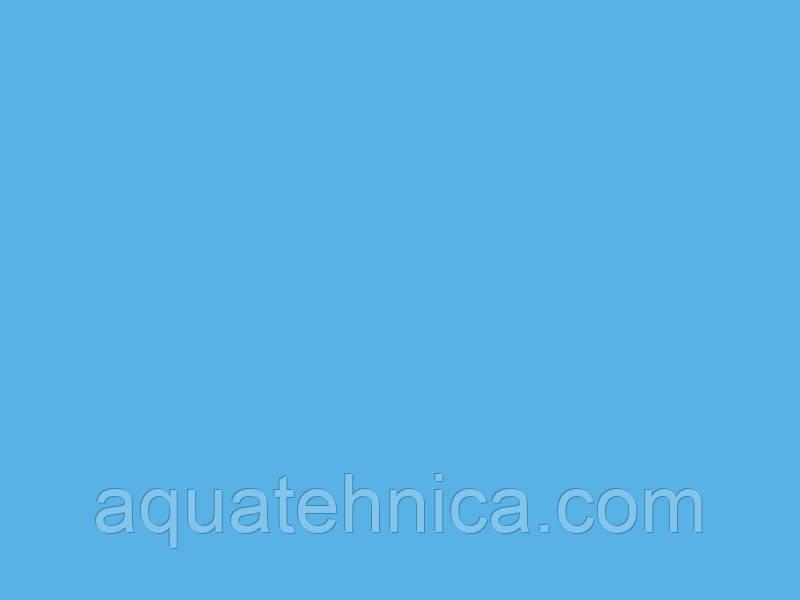 Плёнка ПВХ 5,5 х 3,7 м для овального каркасного бассейна Lagoon голубая