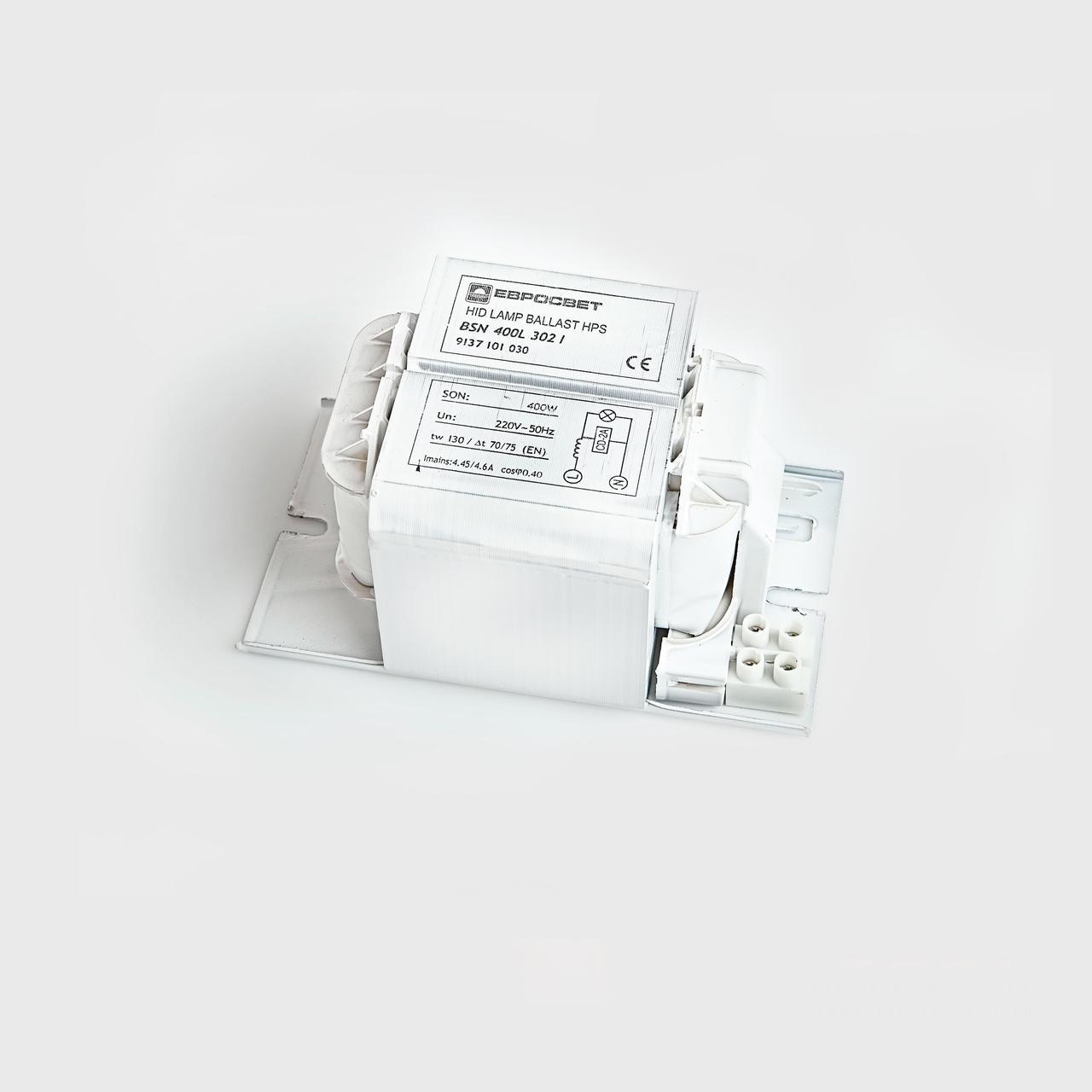 Балласт под натриевую лампу ДНаТ 400Вт
