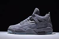 03ff99442b6e Кроссовки Nike Air Jordan 4 х Kaws найк аир джордан 930155-003 реплика