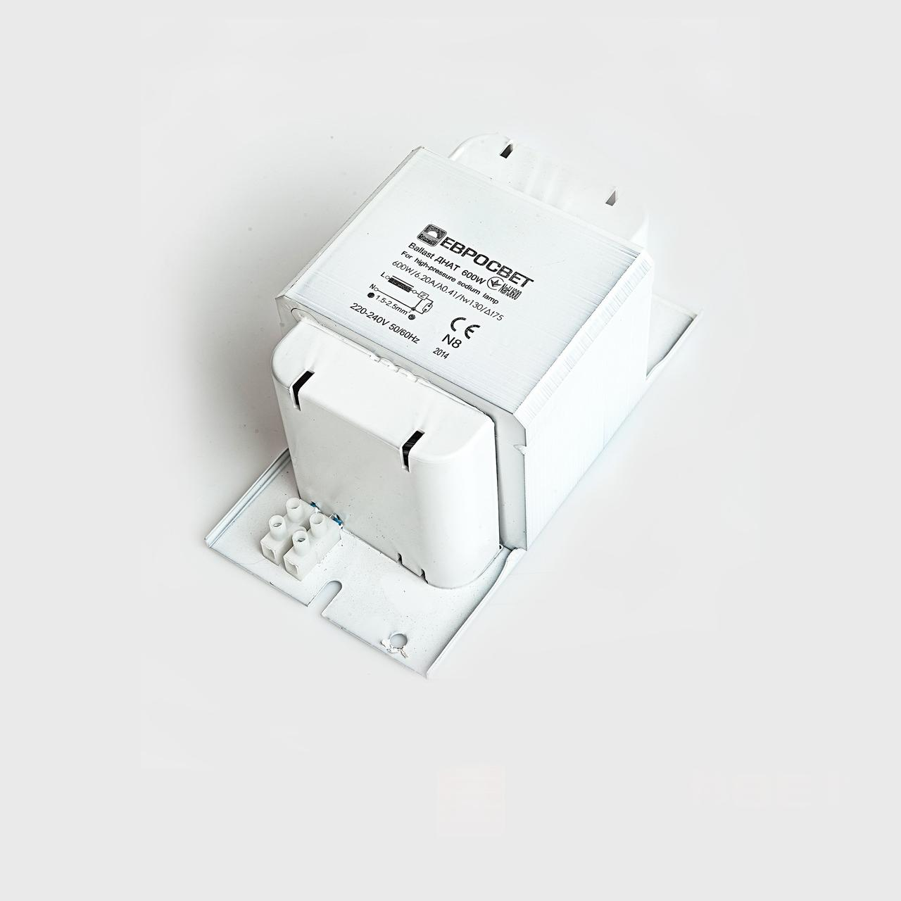 Балласт под натриевую лампу ДНаТ 600Вт