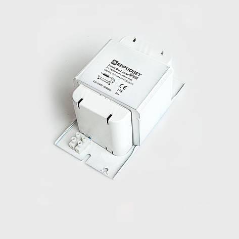 Балласт под натриевую лампу ДНаТ 600Вт, фото 2