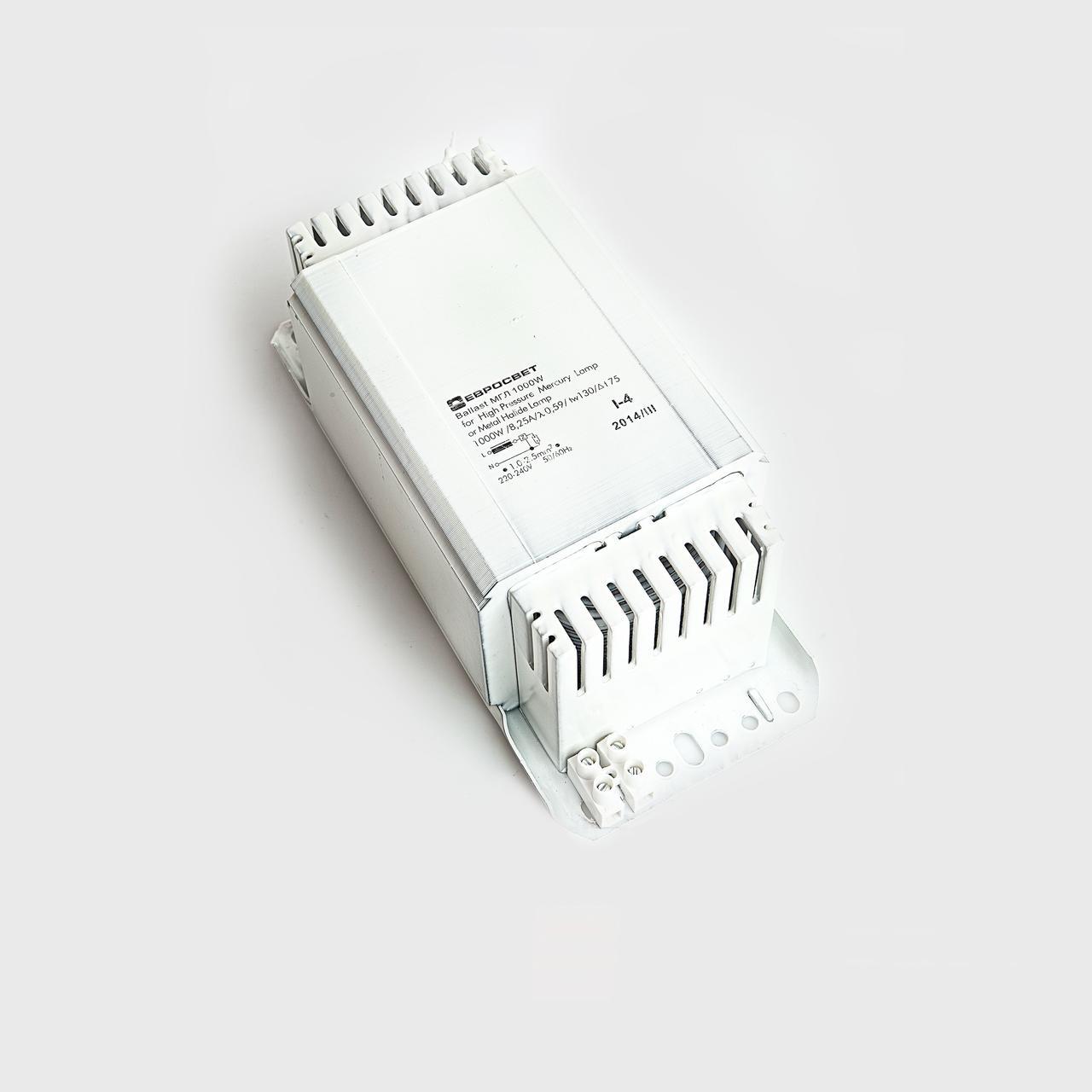 Балласт под металлогалогенную и ртутную лампу МГЛ  ДРЛ 1000Вт