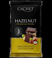 Молочный шоколад Cachet Фундук 300 г
