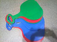 Санки-лопатка ледянка