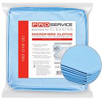 Салфетка из микрофибры «Для стекол» 5шт ТМ PROservice