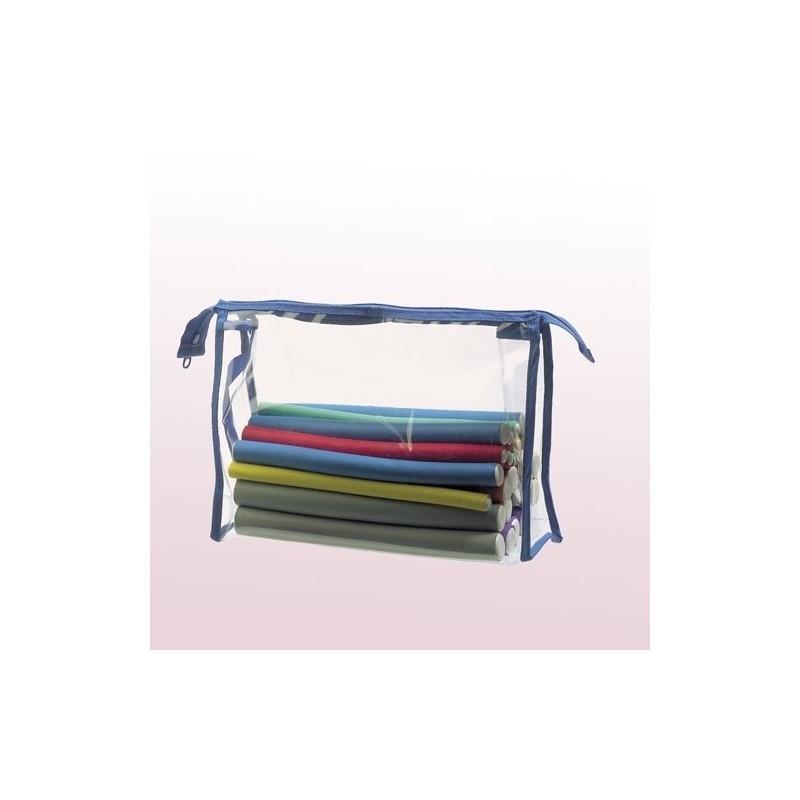 """COMAIR Бигуди """"Flex"""" (комплект 24 шт.) рассортированные, цветные"""