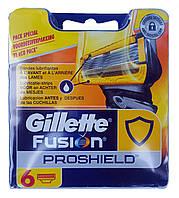 Gillette сменные кассеты Fusion ProShield (6 шт) Колумбия