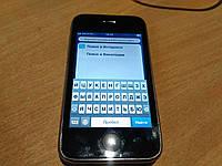 Мобильный телефон iPhone 3GS  б/у +СЗУ