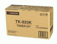 Kyocera TK-820K(черный) тонер-картридж