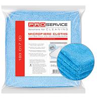 Салфетка для уборки из микрофибры  3шт/уп PRO ,ТМ PRO service