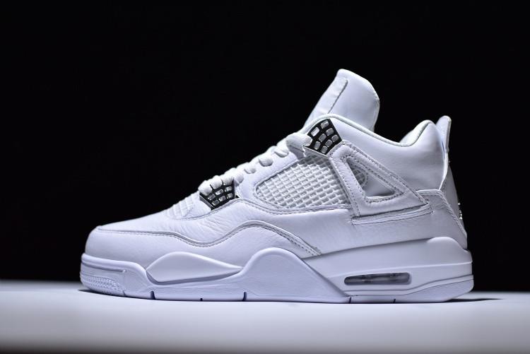 Кроссовки Nike Air Jordan 4 Retro Pure Money найк аир джордан реплика d634f8c19fb
