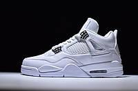 Кроссовки Nike Air Jordan 4 Retro — Купить Недорого у Проверенных ... 5f2911ee630